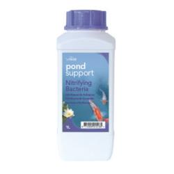 Pond support nitrifying...