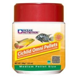 Cichlid Omni pellets moyen