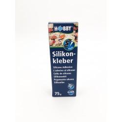 hobby Silikon-Kleber noir