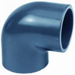 coude 90 PVC pression