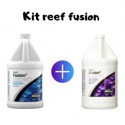 SEACHEM kit  Reef Fusion 1et 2
