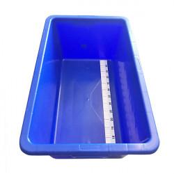 Bac de mesure plastique Koï...