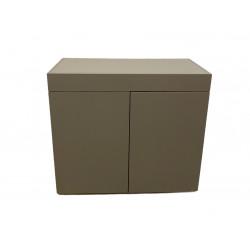 Scape Cabinet 90P Acryl White